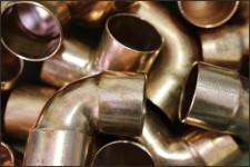 Reduzierung von Kalkablagerungen in Rohren