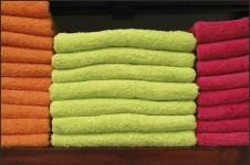 Strahlende Wäsche